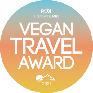 PETA Vegan Travel Award-2021 - Vegan Hotel Nicolay