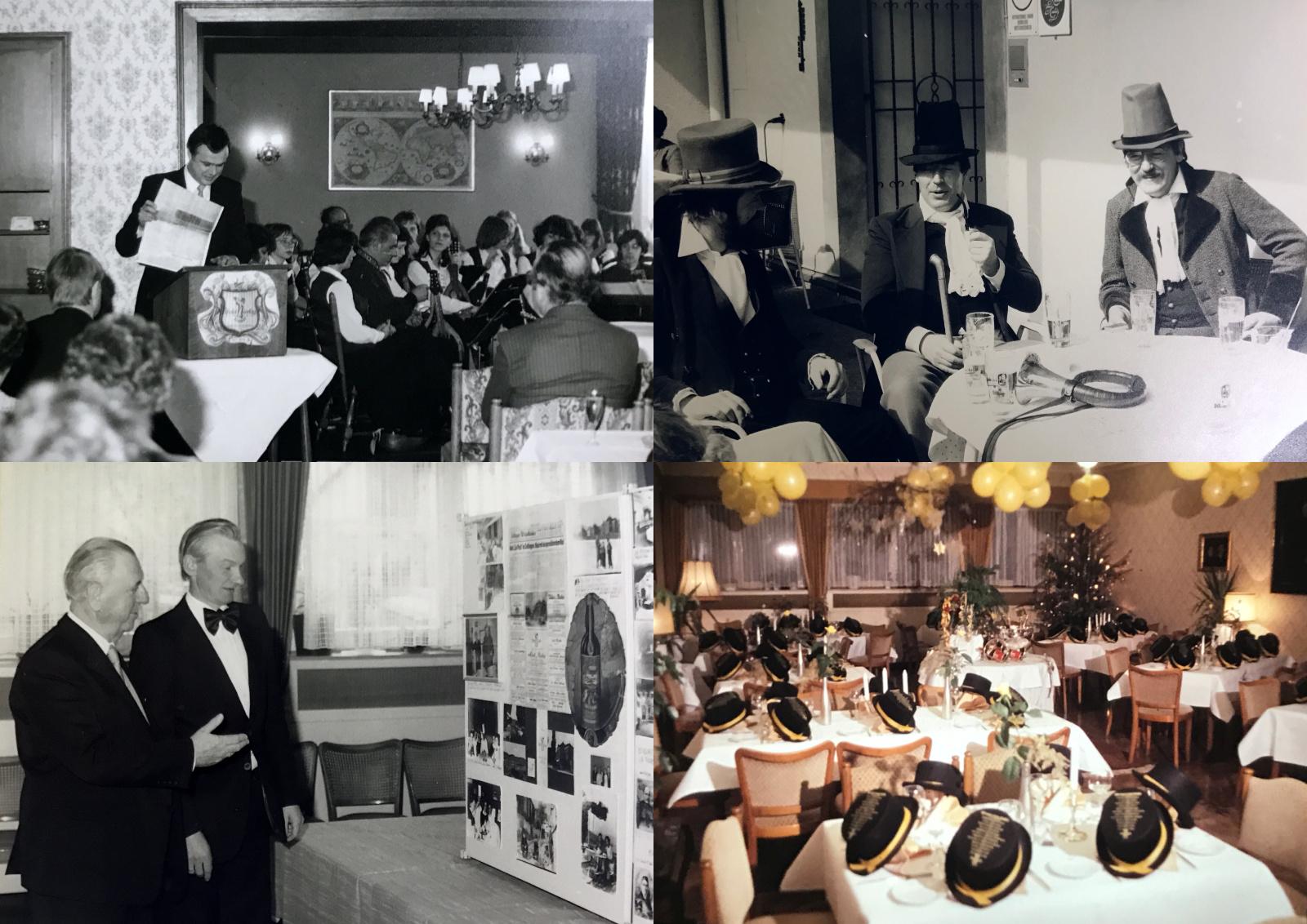 1981 100jähriges Jubiläum Hotel Nicolay