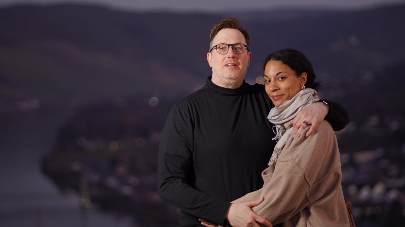 Lisa und Johannes
